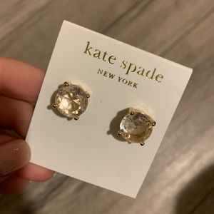 Beautiful stud earrings